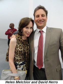 Blog 12 - Helen Melchior and David Herro