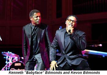 "Blog 1 - Kenneth ""Babyface"" and Kevon Edmunds"