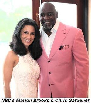 Blog 4 - NBC's Marion Brooks and Chris Gardener