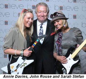 Blog 4 - Annie Davies, John Rouse and Sarah Stefan