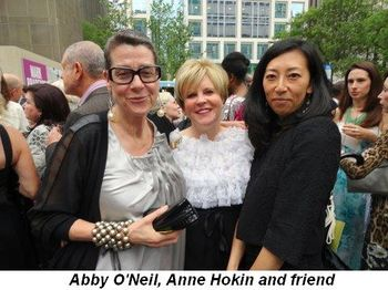 Blog 2 - Abby O'Neil (L) and friends