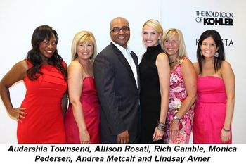 Blog 1 - Audarshia Townsend, Allison Rosati,Rich Gamble, Monica Pedersen, Andrea Metcalf and Lindsay Avner