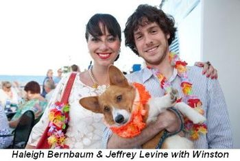 Blog 7 - Haleigh Bernbaum and Jeffrey Levine with Winston