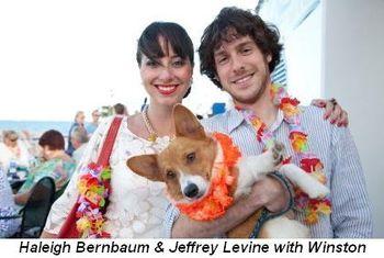 Blog 7 - Haleigh Bernbaum and Jeffrey Levine with Winston