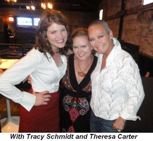 Blog 3 - With Tracy Schmidt and Theresa Carter
