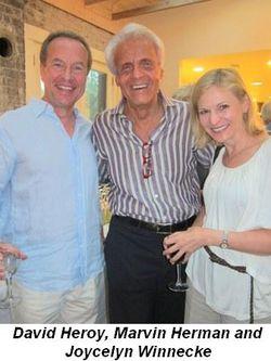 Blog 3 - David Heroy, Marvin Herman and Joycelyn Winnecke