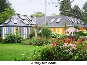 Blog 12 - A fairy tale home