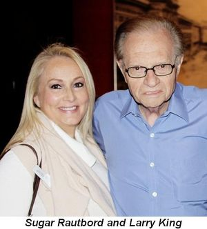 Blog 1 - Sugar Rautbord and Larry King