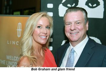 Blog 10 - Bob Graham and glam friend
