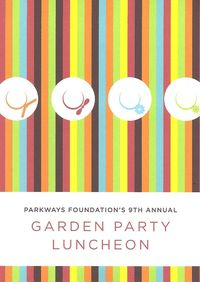 Parkways Garden Party Luncheon