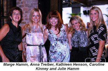 Blog 3 - Marge Hamm, Anna Treiber, Kathleen Henson, Caroline Kinney and Julie Hamm