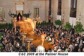 Blog 3 - C & C at the Palmer House 2009