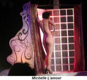 Blog 2 - Michelle L'amour