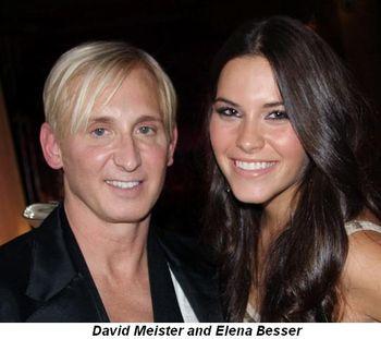 Blog 18 - David Meister and Elena Besser