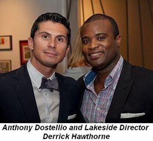 Blog 6 - Anthony Dostellio and Lakeside Director Derrick Hawthorne