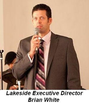 Blog 10 - Lakeside Executive Director Brian White