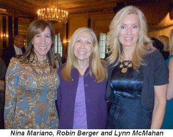 Blog 2 - Nina Mariano, Robin Berger and Lynn McMahan
