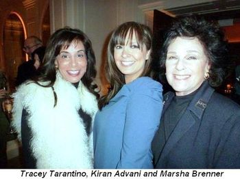 Blog 2 - Tracey Tarantino, Kiran Advani and Marsha Brenner