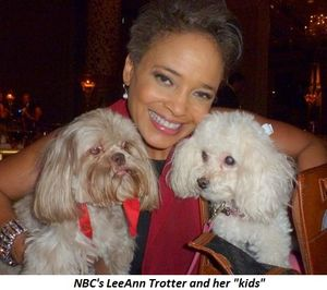 "Blog 7 - NBC's LeeAnn Trotter and her ""kids"""