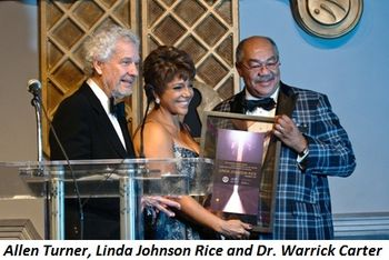 Blog 1 - Allen Turner, Linda Johnson Rice and Dr.Warrick Carter