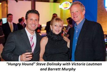 "Blog 2 - ""Hungry Hound"" Steve Dolinsky, Victoria Lautman and Barrett Murphy"