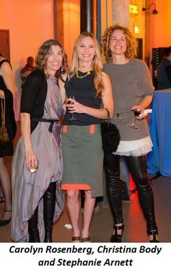 Blog 5 - Carolyn Rosenberg, Christina Body and Stephanie Arnett