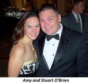 Blog 4 - Amy and Stuart O'Brien