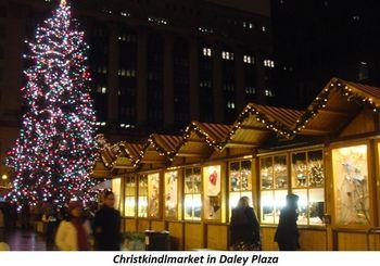 Blog 3 - Christkkindlmarket—Daley Plaza