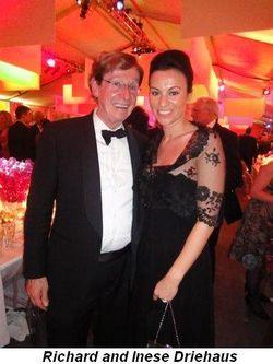 Blog 11 - Richard and Inese Driehaus