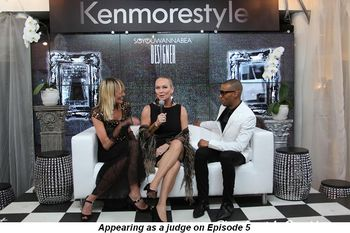 Blog 6 - Appearing as a judge on Episode 5