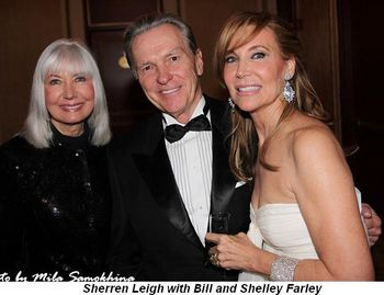 Blog 14 - Sherren Leigh, Bill and Shelley Farley