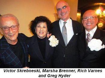 Blog 6 - Victor Skrebneski, Marsha Brenner, Rich Varnes and Greg Hyder