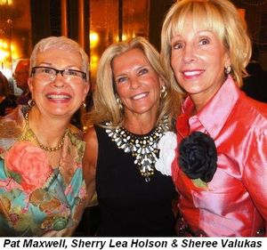 Blog 11 - Pat Maxwell, Sherry Lea Holson and Sheree Valukas