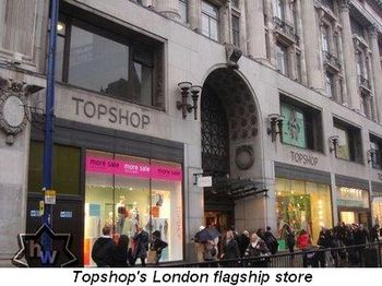 Blog 7 - London flagship store