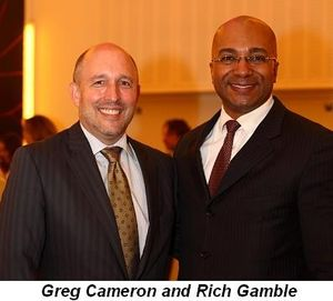 Blog 6 - Greg Cameron and Rich Gamble