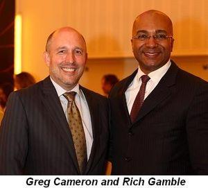 Blog 6 - Greg Cameron and Rich Gamble