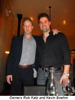 Blog 2 - Owners Rob Katz and Kevin Boehm