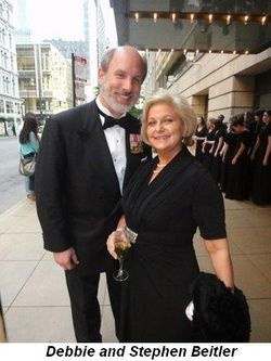 Blog 4 - Debbie and Stephen Beitler