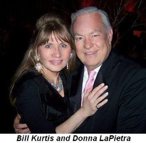 Blog 5 - Donna LaPietra and Bill Kurtis