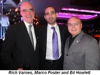 Blog 1 - Rich Varnes, Marco Foster and Ed Howlett