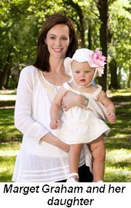 Blog 3 - Marget Graham and her daughter