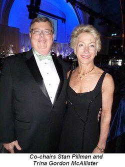 Blog 2 - Co-chairs Stan Pillman and Trina Gordon McAllister