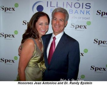 Blog 1 - Honorees Jean Antoniou and Dr. Randy Epstein