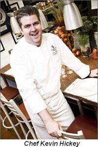 Blog 2 - Chef Kevin Hickey