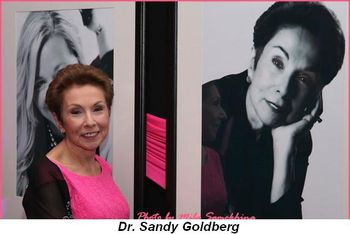 Blog 1 - Dr. Sandy Goldberg