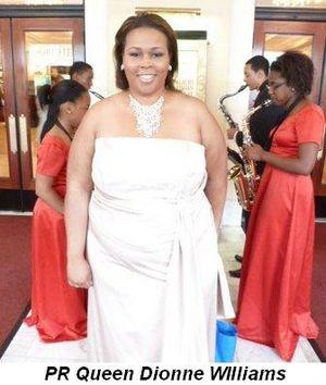 Blog 5 - PR Queen Dionne Williams