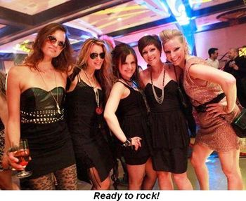 Blog 2 - Ready to rock!