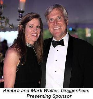 Blog 3 - Kimbra and Mark Walter, Guggenheim Presenting Sponsor