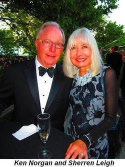 Blog 10 - Ken Norgan and Sherren Leigh