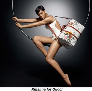 Blog 3 - Rihanna for Gucci